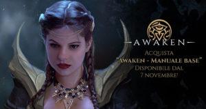 Awaken Gdr dark fantasy