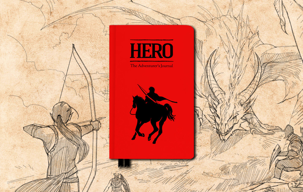 HERO-The-Adventurers-Journal