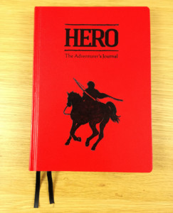 HERO-The-Adventurer's-Journal-Copertina