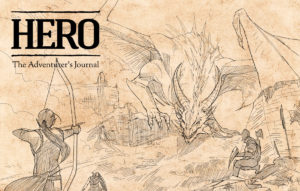 HERO-The-Adventurer's-Journal-Drago