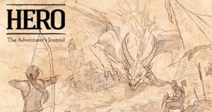 HERO-The-Adventurer's-Journal-Isola-Illyon-Edizioni