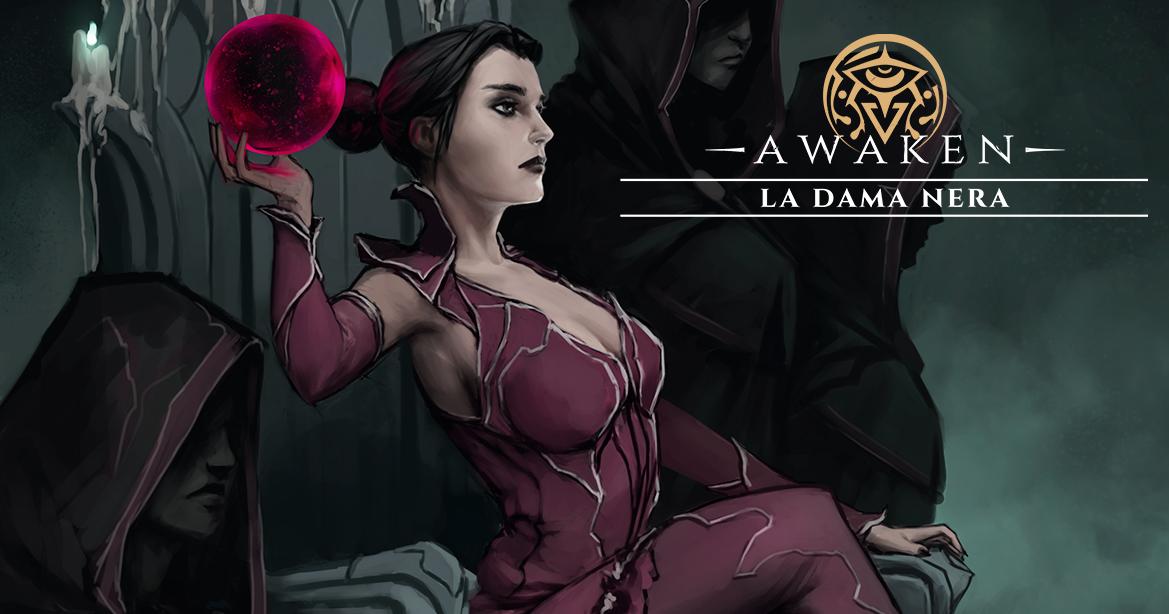 Awaken-La-Dama-Nera-Avventura-Dark-Fantasy