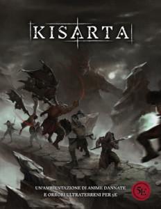 Kisarta - Italian Cover Art