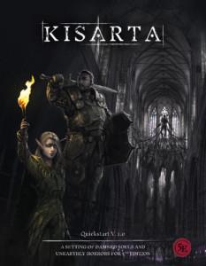 Kisarta Quickstart V.1.0 Cover Eng
