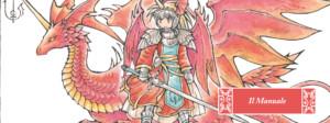 Ryuutama Gdr Drago Rosso Manuale
