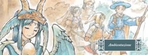 Ryuutama Gioco di Ruolo Giappionese Ambientazione