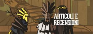 Spire Gioco di Ruolo Fantasy Punk Articoli e Recensioni