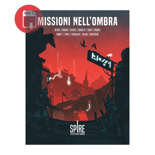Spire Missioni nell ombra